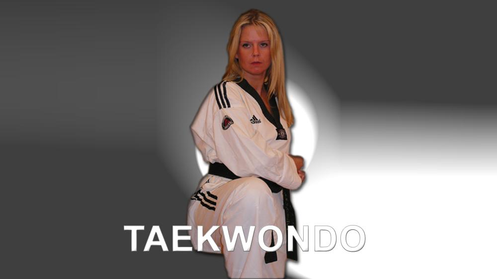 TAEKWONDO - Amazing Taekwondo Girls - Fantastic Kicks