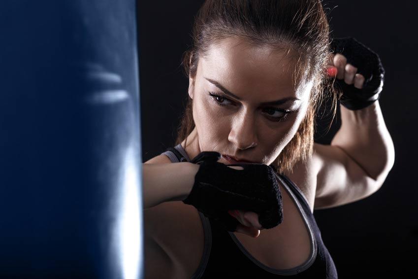 Fitness- Training, sorgt für ein positives Lebensgefühl und ein ausgeglichenes Wesen